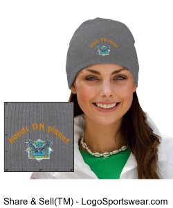 Heavyweight Custom Knit Cap Design Zoom